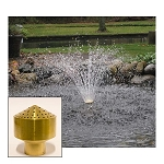 EasyPro Bronze Multi Spray Fountain Nozzle MS10